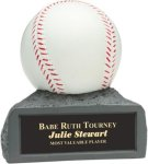 Baseball - Colored Resin Trophy Colored Resin Trophy Awards